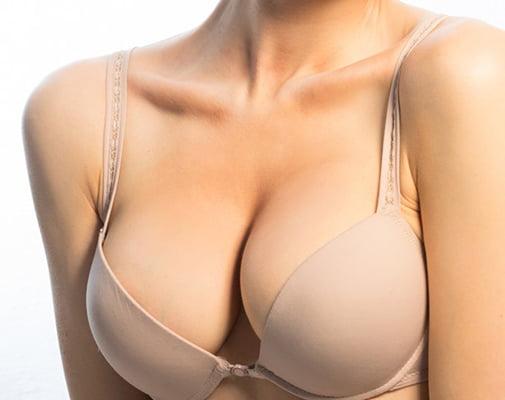 Augmentation des seins par prothèse mammaire en Tunisie